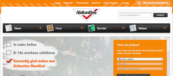 Alabastine.nl